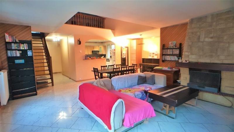 Sale house / villa La queue en brie 449500€ - Picture 2