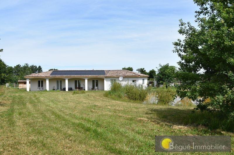 Sale house / villa Bouloc 288000€ - Picture 1