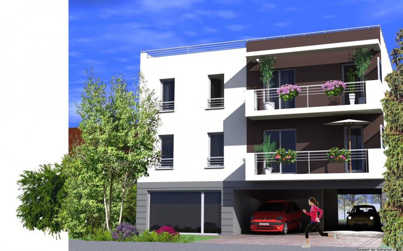 Vente appartement Sainte-geneviève-des-bois 274000€ - Photo 2
