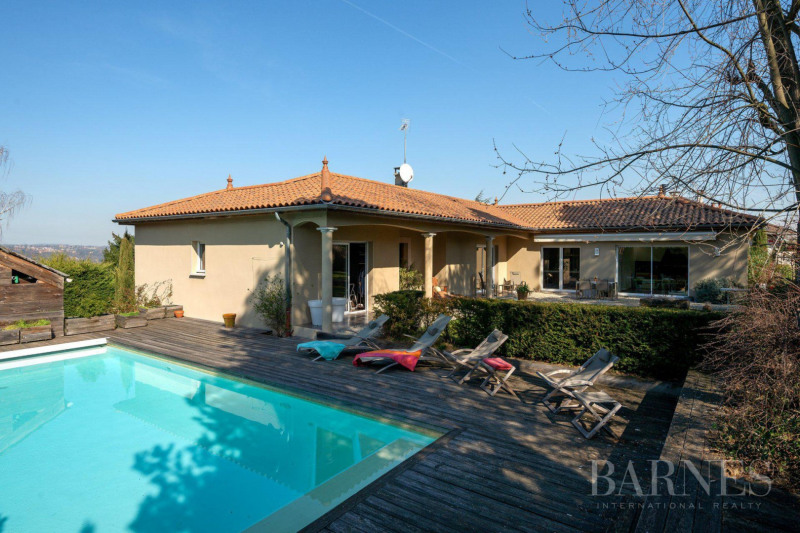 Deluxe sale house / villa Communay 849 000€ - Picture 18