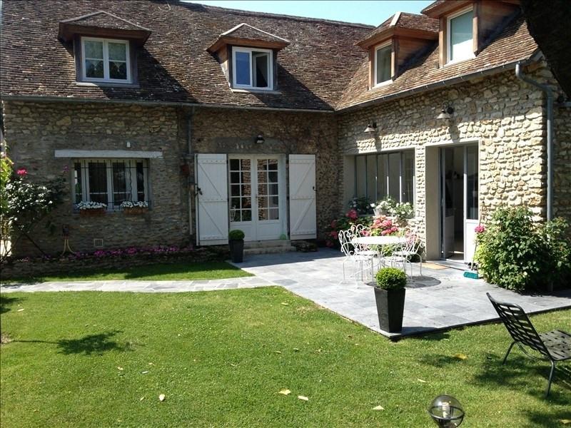 Vente de prestige maison / villa Montfort l amaury 670000€ - Photo 2