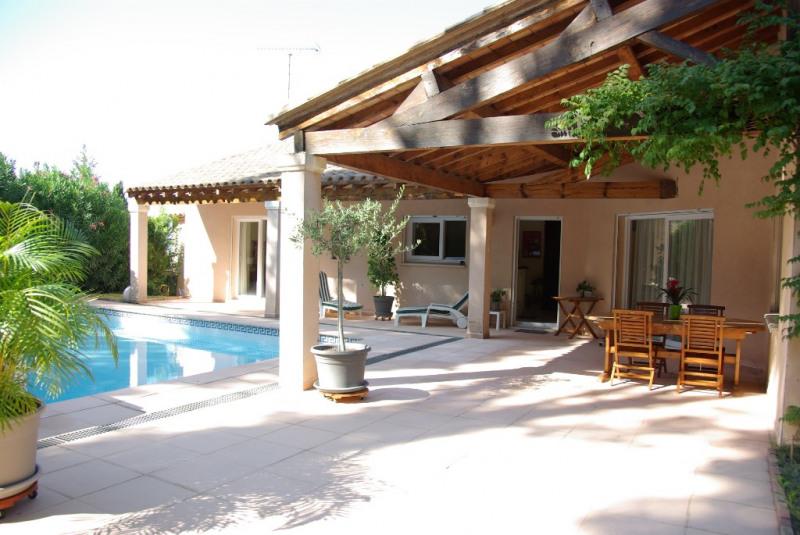 Vente maison / villa Vauvert 435000€ - Photo 4