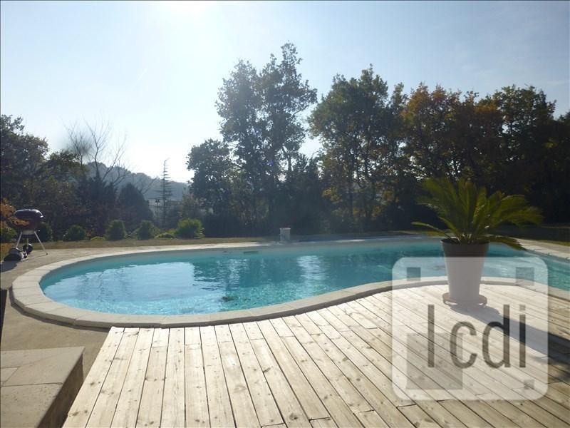 Vente de prestige maison / villa Savasse 610000€ - Photo 2