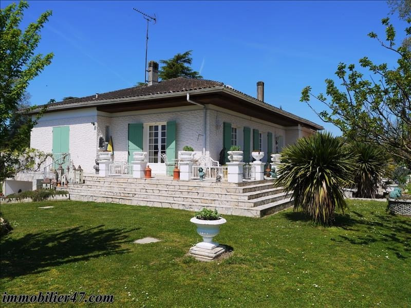 Vente maison / villa Castelmoron sur lot 195000€ - Photo 2