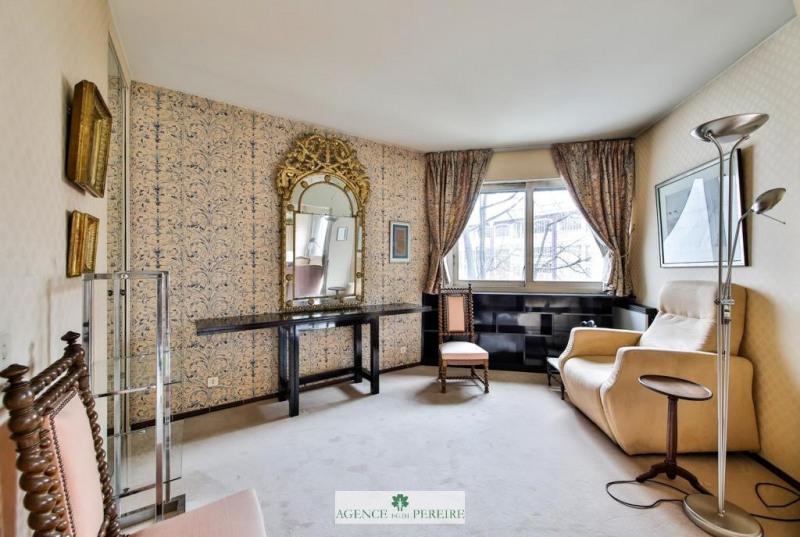 Vente de prestige appartement Paris 17ème 1140000€ - Photo 4