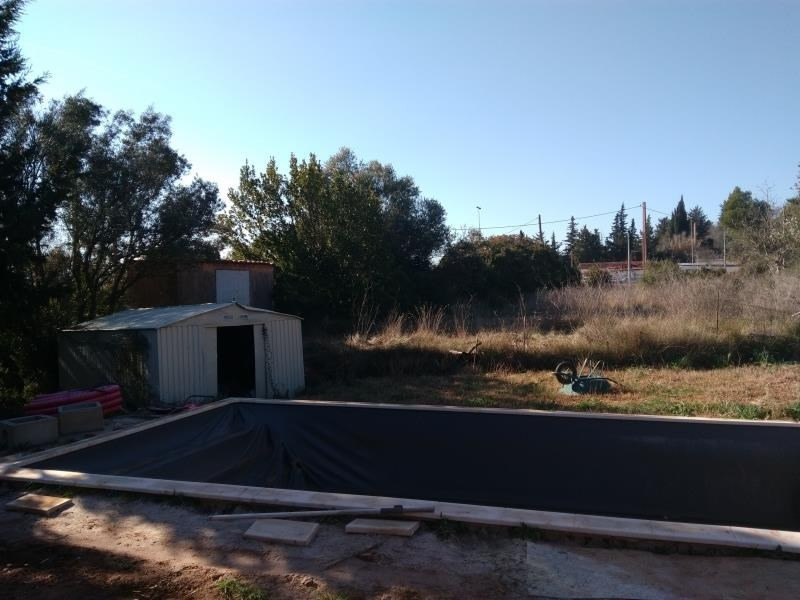 Vente terrain Le cannet des maures 160 000€ - Photo 1