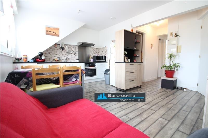 Vendita appartamento Sartrouville 193000€ - Fotografia 1