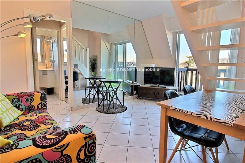 Vente appartement Deauville 254000€ - Photo 1