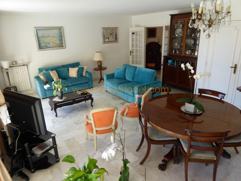 Life annuity apartment Cannes 105 000€ - Picture 4