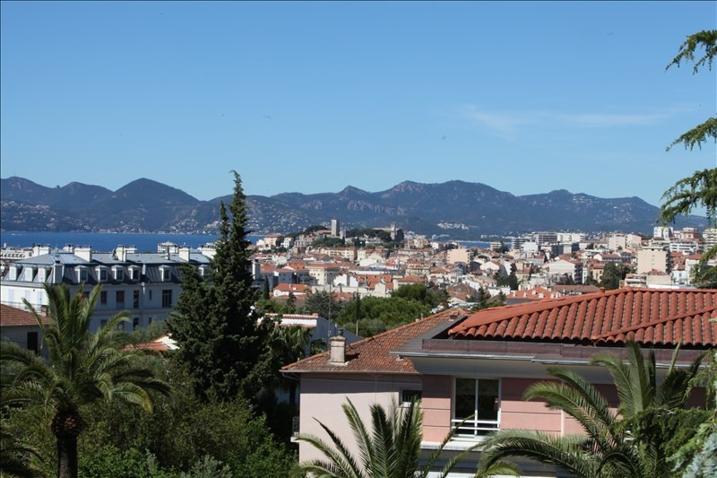 Deluxe sale apartment Cannes 795 000€ - Picture 5