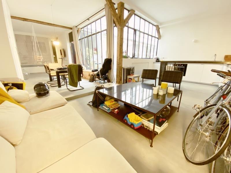 Sale loft/workshop/open plan Paris 11ème 695000€ - Picture 1