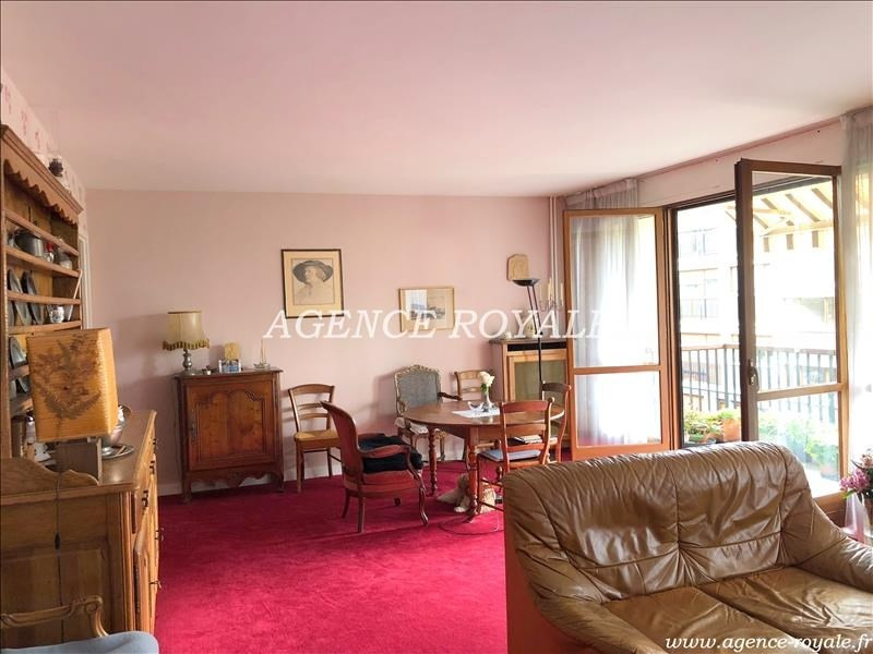 Sale apartment Chambourcy 325000€ - Picture 3