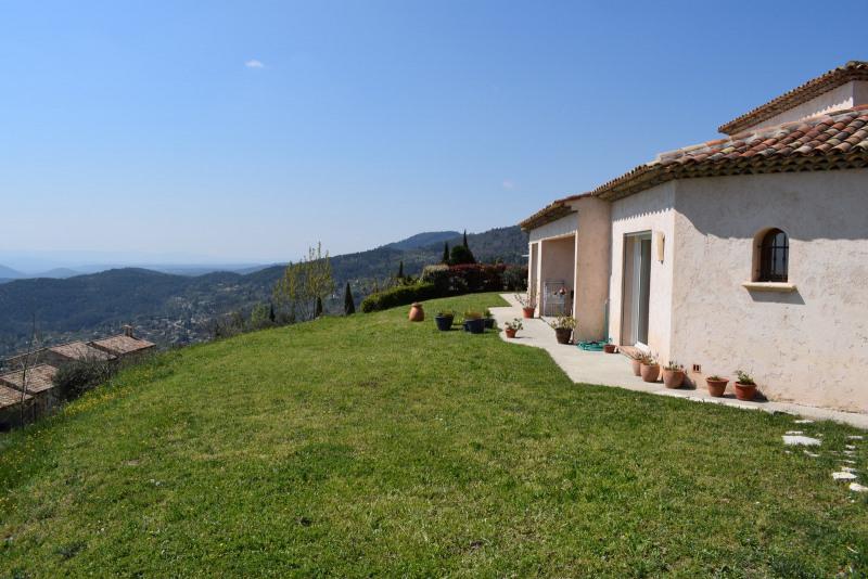 Revenda residencial de prestígio casa Seillans 580000€ - Fotografia 7
