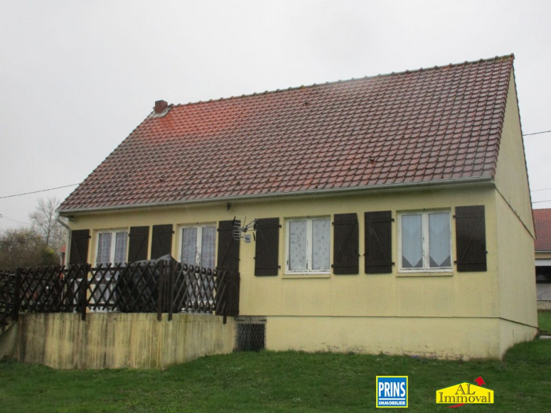Maison PLAIN PIED - 5 pièces - 75m²