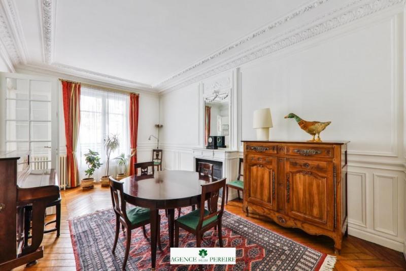 Vente de prestige appartement Paris 17ème 1420000€ - Photo 4