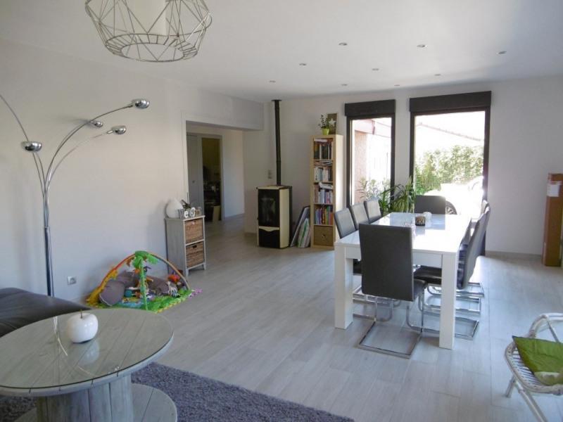 Vente maison / villa Villars-les-dombes 269000€ - Photo 2