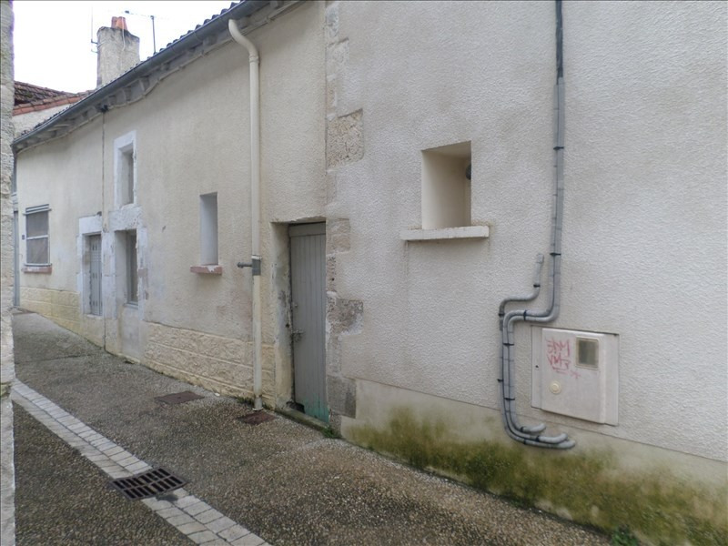 Vente maison / villa Bouresse 10 500€ - Photo 1