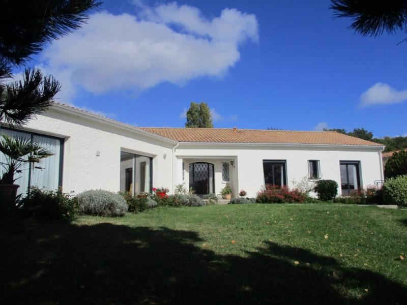 Vente de prestige maison / villa Saint sulpice de royan 577500€ - Photo 1