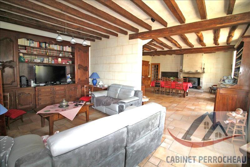 Vente maison / villa La chartre sur le loir 270300€ - Photo 4