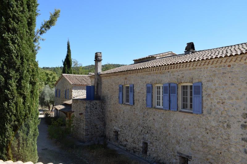 Venta de prestigio  casa Le canton de fayence 2100000€ - Fotografía 8