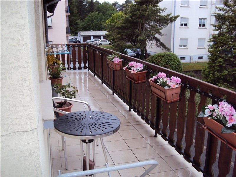 Sale apartment Riedisheim 176 200€ - Picture 1