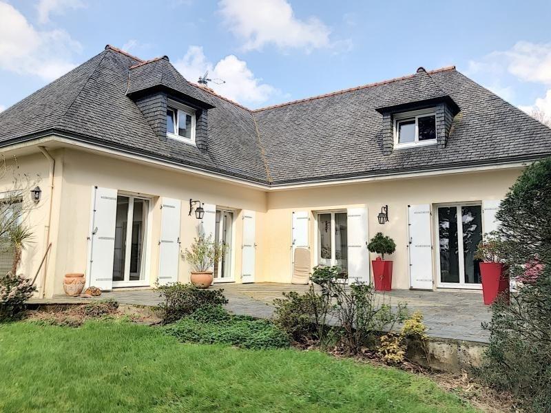 Sale house / villa La roche maurice 278415€ - Picture 1
