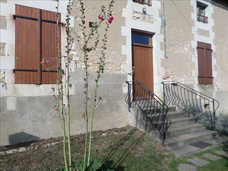 Vente maison / villa Chauvigny 133 000€ - Photo 1