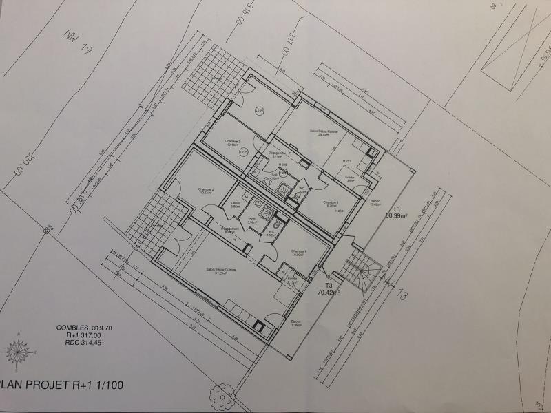 Vente appartement Besançon 209000€ - Photo 3
