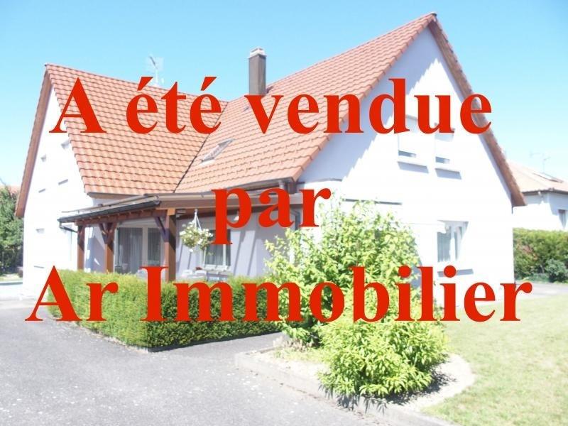 Vente maison / villa Ottmarsheim 395000€ - Photo 1