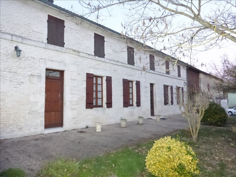 Sale house / villa Geay 317 000€ - Picture 1