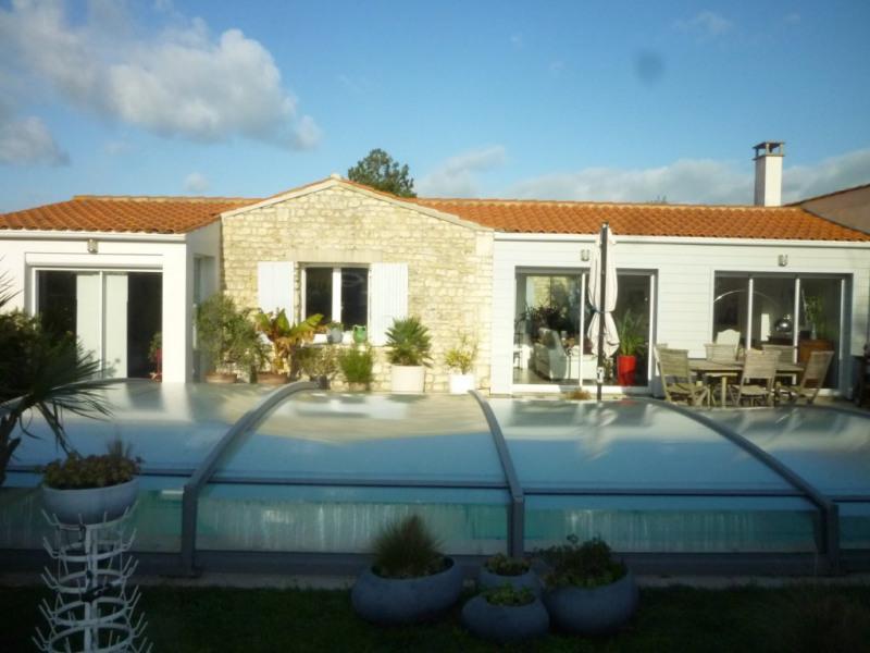 Ensemble immobilier La Bree Les Bains 173 m²