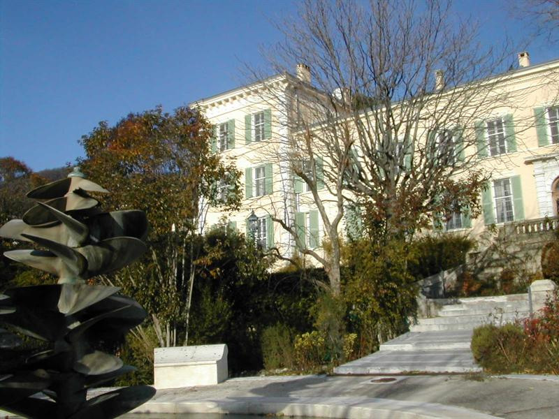 Deluxe sale chateau Vence 13800000€ - Picture 1