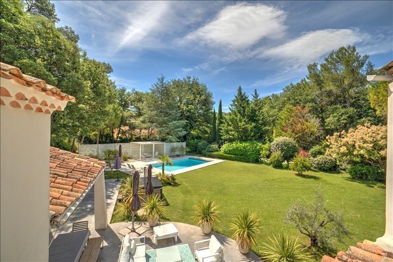 Deluxe sale house / villa Peynier 890000€ - Picture 3