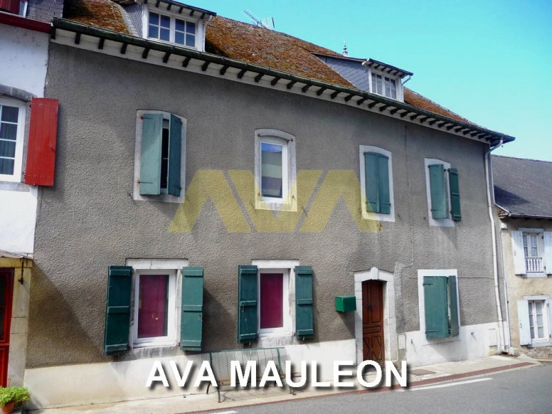 Vente maison / villa Mauléon-licharre 160 000€ - Photo 1