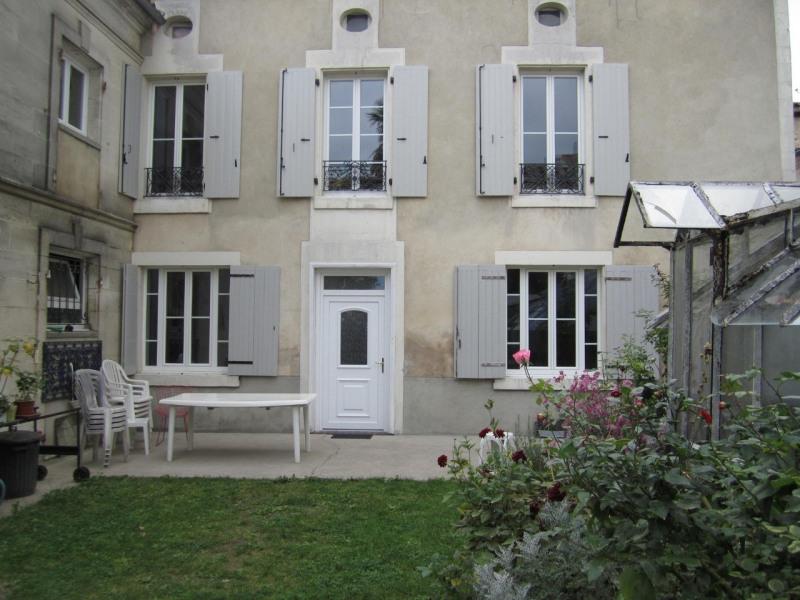 Vente maison / villa Barbezieux-saint-hilaire 196500€ - Photo 1