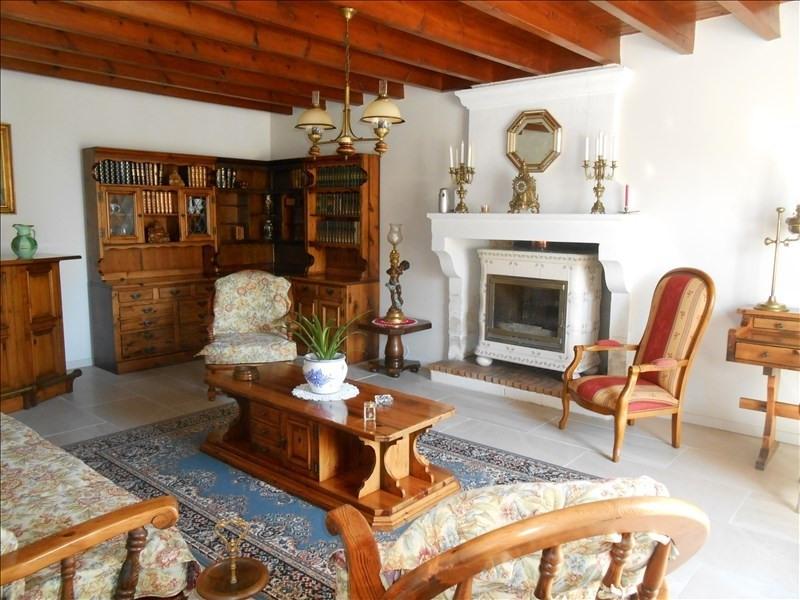 Vente maison / villa St maixent de beugne 264000€ - Photo 3