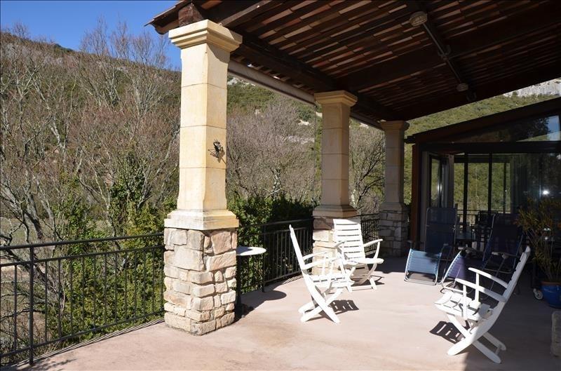 Vente de prestige maison / villa Vallon pont d arc 613600€ - Photo 11