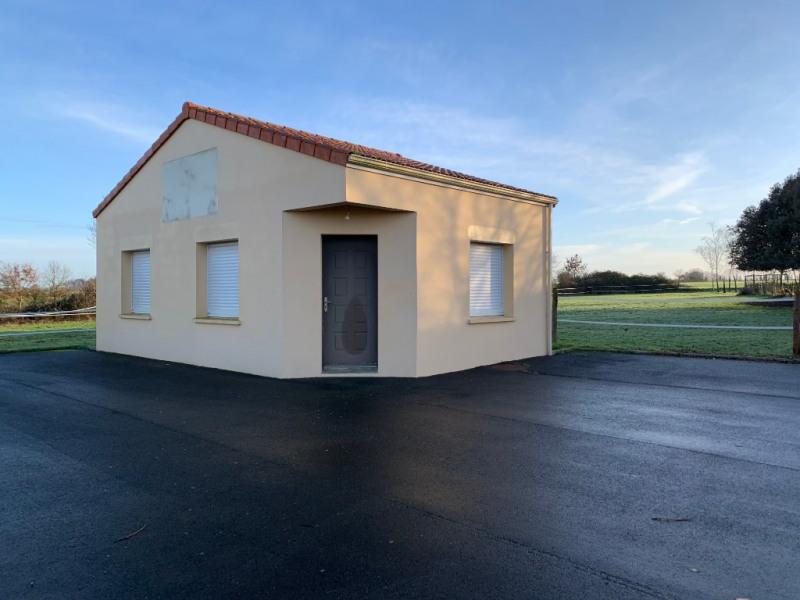Sale house / villa La salle et chapelle aubry 132500€ - Picture 1