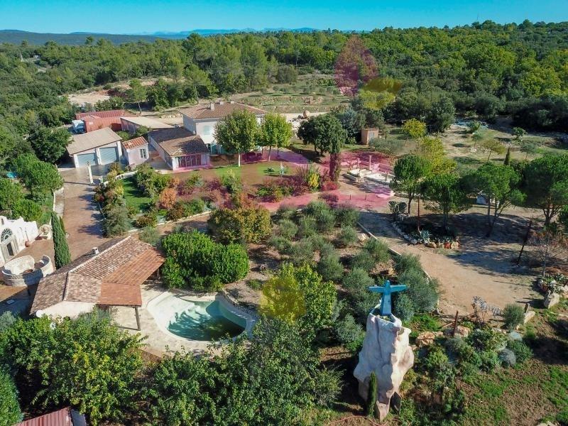 Deluxe sale house / villa St maximin la ste baume 2100000€ - Picture 1