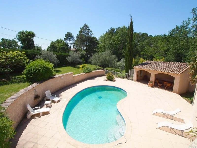 Verkoop van prestige  huis Labeaume 499200€ - Foto 6