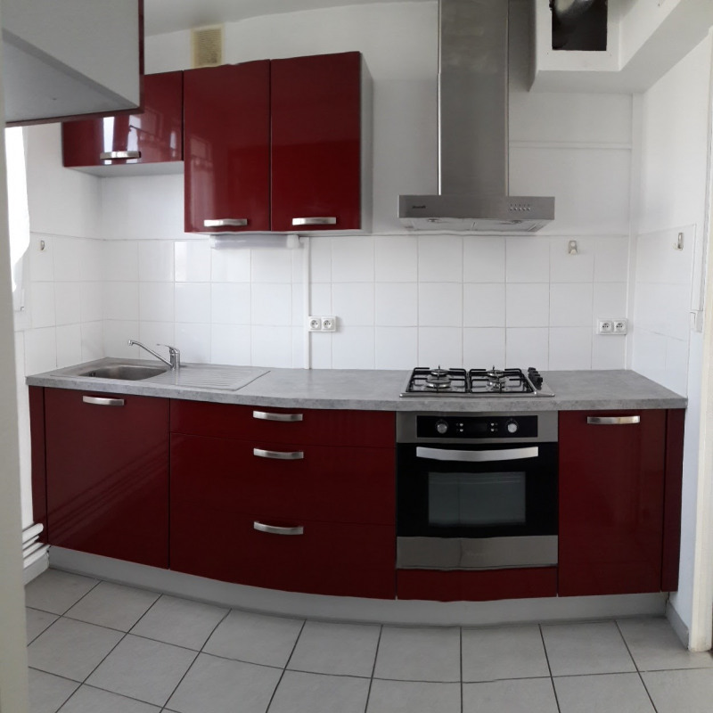 Sale apartment Toulouse 107 000€ - Picture 5