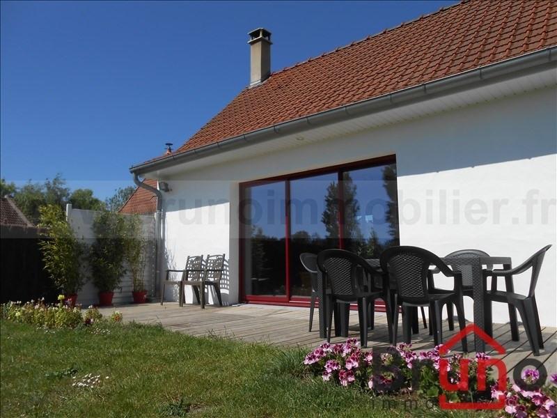 Vente maison / villa St quentin en tourmont 319800€ - Photo 10