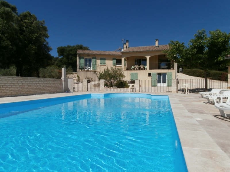 Immobile residenziali di prestigio casa Barjac 625400€ - Fotografia 2