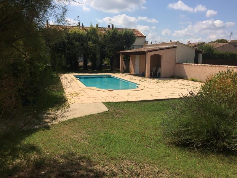 Vente maison / villa Uchaud 389000€ - Photo 1