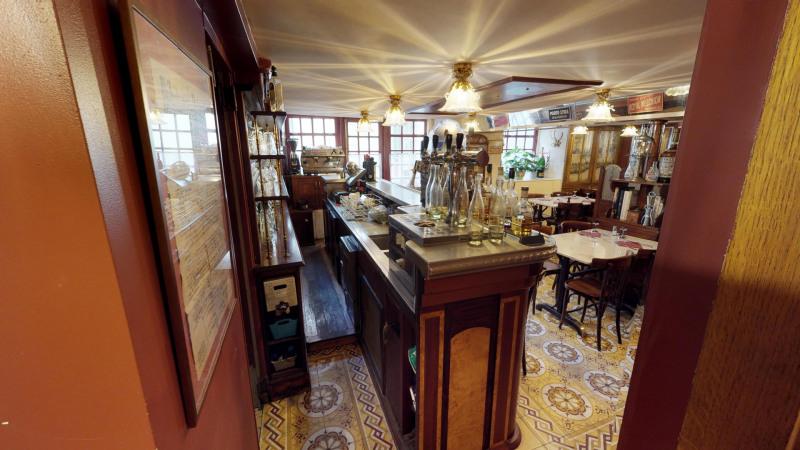 Commercial property sale shop Paris 6ème 350000€ - Picture 1