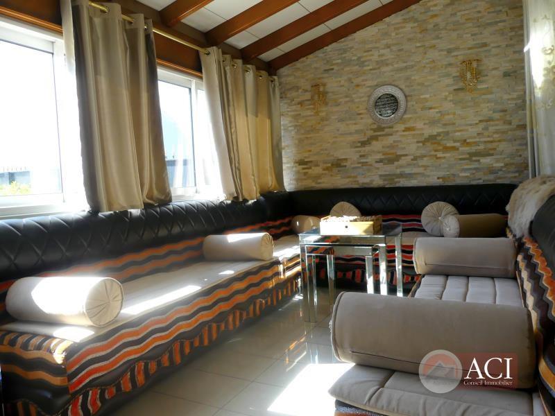 Sale house / villa Pierrefitte sur seine 373000€ - Picture 2