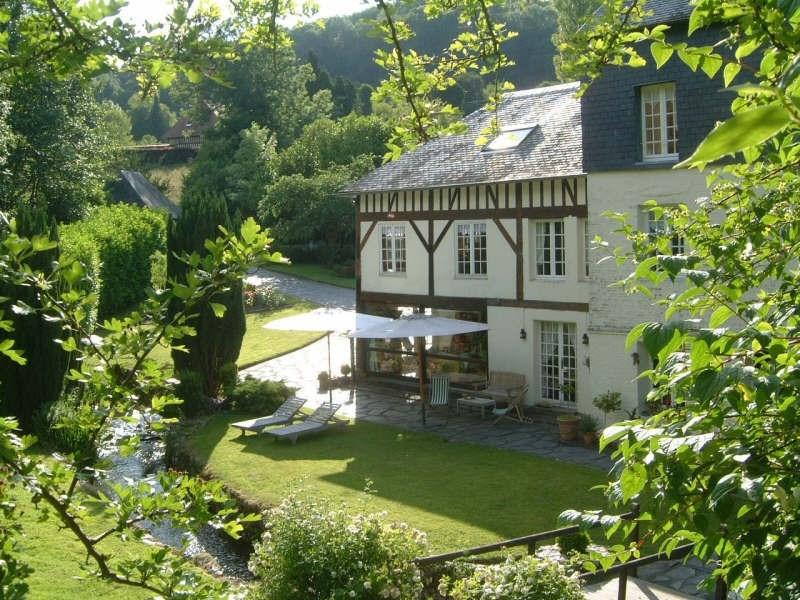 Deluxe sale house / villa Honfleur 1785000€ - Picture 2