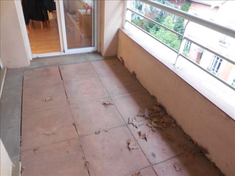 Vente appartement Toulouse 190000€ - Photo 6