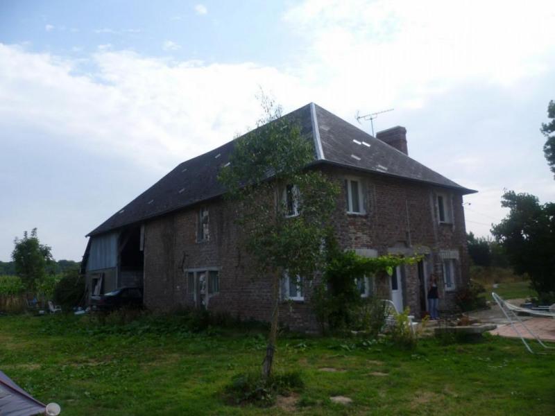 Vente maison / villa Orbec 117000€ - Photo 1