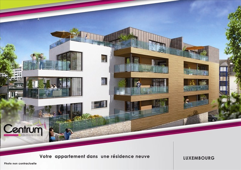 Sale apartment Luxembourg 559 000€ - Picture 1